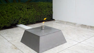 EDUCATIONAL-TOURS-ETERNAL-FLAME-MOVED-FOR-REPAIRS