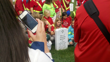 EDUCATIONAL-TOURS-YULEE-ELEMENTARY-FALLEN-SOLDIER