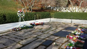 EDUCATIONAL-TOURS-ETERNAL-FLAME-KENNEDY GRAVESITE