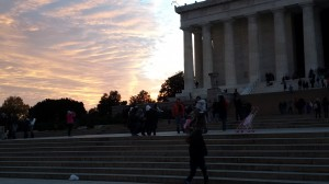 EDUCATIONAL TOURS-STUDENTS-LINCOLN MEMORIAL