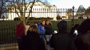EDUCATIONAL TOURS-STUDENTS-WHITE HOUSE