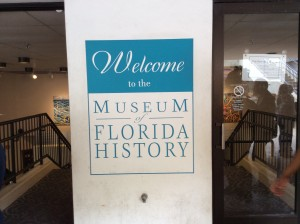 EDUCATIONAL TOURS-TALLAHASSEE-FLORIDA MUSEUM OF HISTORY