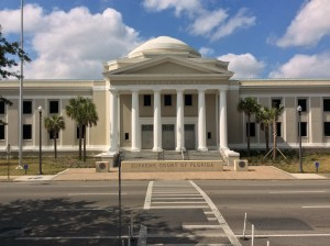 EDUCATIONAL TOURS-TALLAHASSEE-FLORIDA SUMPREME COURT