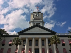 EDUCATIONAL TOURS- TALLAHASSEE - OLD CAPITOL BUILDING