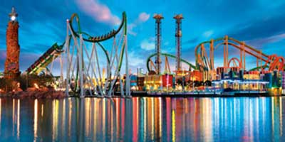 Universal Orlando Grad Night Bash with Educational Tours