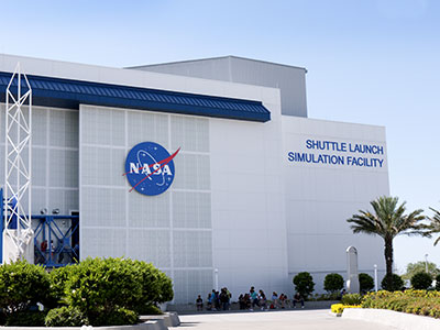 Shuttle Launch Simulation Facility Kennedy Space Center