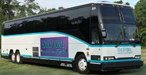 Educational Tours Fl Custom Motor Coach