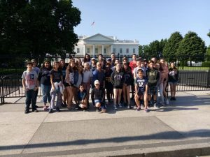 Imagine Land O Lakes Educational Tours DC Trip 2018