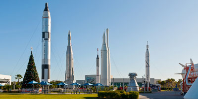 Kennedy Space Center Student Tours